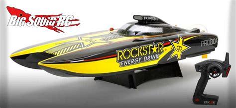 Rc Boats Games by Pro Boat Rockstar 48 Gas Powered Catamaran Rtr 171 Big Squid
