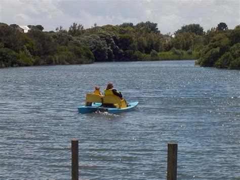 Pedal Boat Victoria by Lake And Motor Boat Picture Of Lake Pertobe Adventure