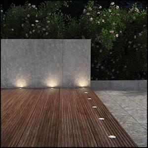 Led Terrassenbeleuchtung Boden : parlat led boden einbauleuchte atria f r elektronik ~ Markanthonyermac.com Haus und Dekorationen