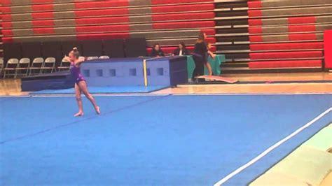 level 3 gymnastics competition