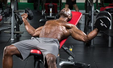 17+ Jaw Dropping Benefits Of The Incline & Decline Bench Press