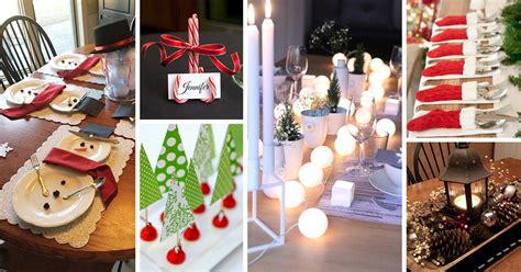 50 best diy table decoration ideas for 2017