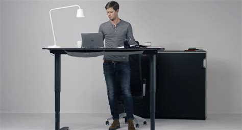 Adjustable Standing Desk Ikea  Home Furniture Design. Round Coffee Table With Stools. Boat Shaped Conference Table. Office Desk Wood. Ikea Desk Table. Hon 4 Drawer File Cabinet Lock. World Of Leisure Pool Table. Standing Desk Platform. Replacement Desk Top