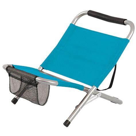 chaise fauteuil de plage pliable publicitaire