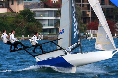 Skiff Club Double Bay by Outimage Australia The 18 Footers Winning Appliances Jj