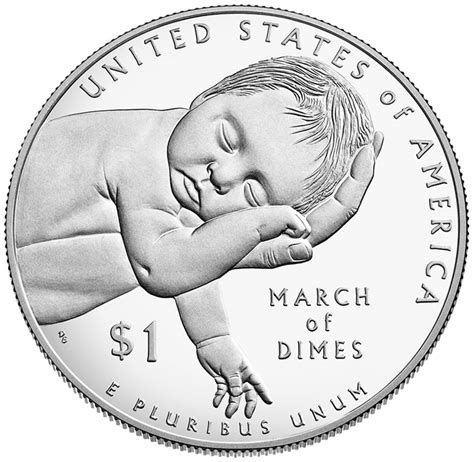 2015 March Of Dimes Silver Dollar Images Revealed  Coin News