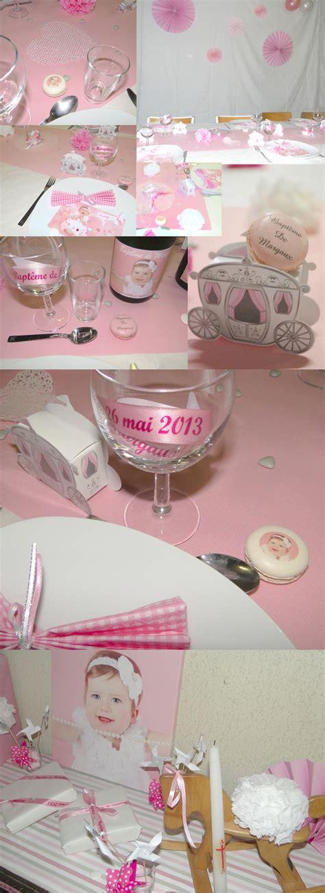 une d 233 co de bapt 234 me digne d une princesse d 233 co de table sweet table allo maman dodo