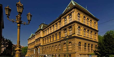 the museum of decorative arts in prague