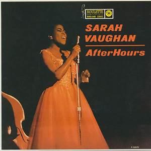 Sarah Vaughan - After Hours at Discogs
