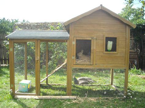 enclos lapins nains le de lafermeducoudray