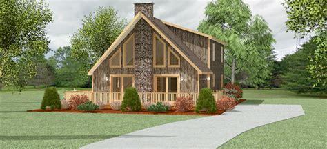 free mountain home plans