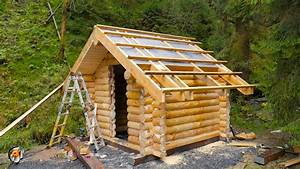 Wie Baue Ich Ein Gartenhaus : timberteam blockhaus gartensauna selber bauen youtube ~ Markanthonyermac.com Haus und Dekorationen