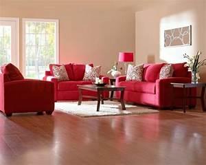 Welche Farbe Passt Zu Magenta : rote couch wohnzimmer passende wandfarbe ~ Markanthonyermac.com Haus und Dekorationen