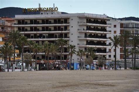 foto de hotel montecarlo roses planta 6 186 terraza y vista tripadvisor