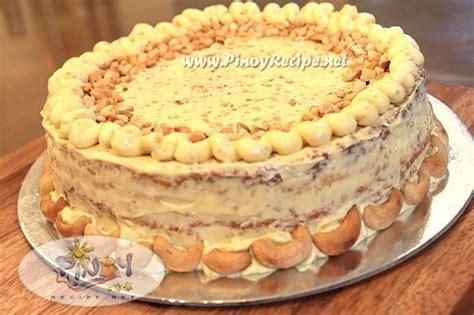 sans rival cake sans rival recipe by pinoyrecipe net