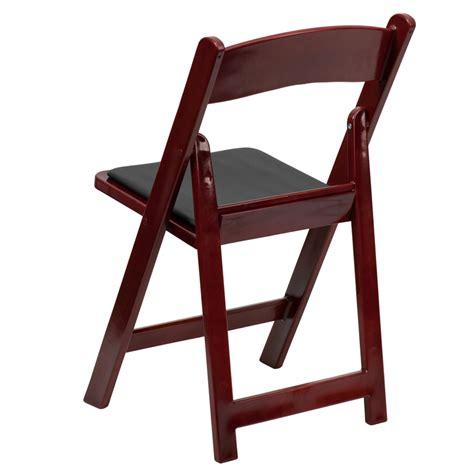 Hercules Resin Folding Chairs by Hercules Series 1000 Lb Capacity Mahogany Resin