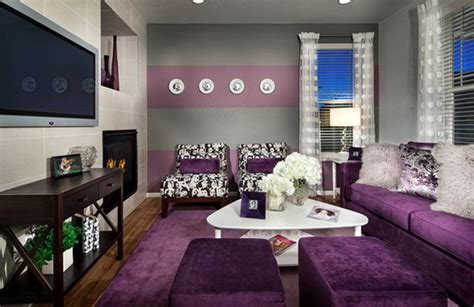 grey and purple living room designs 15 catchy living room designs with purple accent home