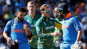 Expected Playing XI for 1st T20 of IND vs RSA 18/2/18 Today