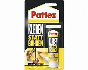 Handtuchhalter Kleben Statt Bohren : pattex kleben statt bohren 50 g bei hornbach kaufen ~ Markanthonyermac.com Haus und Dekorationen
