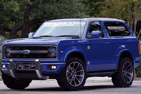 2020 Ford Bronco Preview Cars2018com