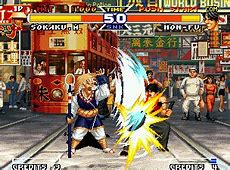 Real Bout Fatal Fury Special Screenshots for Neo Geo