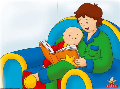 The Gallery For --> Caillou