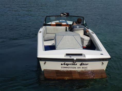 Best Boat Under 20k by 1985 Used American Skier Advance Inboard Ski Dual Console