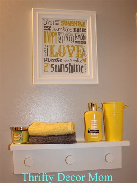 best 20 grey yellow bathrooms ideas on grey