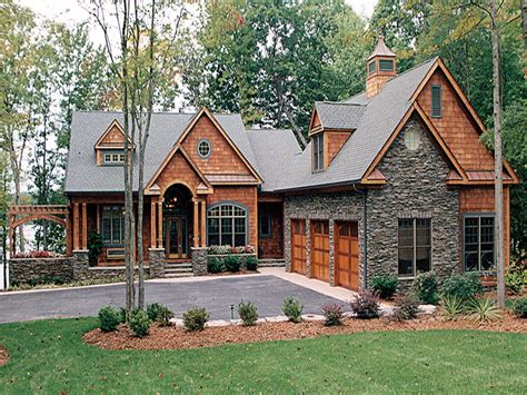 lake house plans with walkout basement craftsman house lake house plans with walkout basement craftsman house