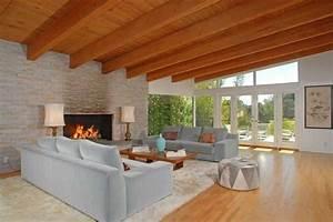 Moderne Holzdecken Beispiele : die holzdecke die perfekte deckengestaltung architektur innendesign zenideen ~ Markanthonyermac.com Haus und Dekorationen