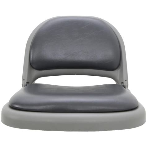 clam deluxe vinyl seat cushions 209931 fishing gear at sportsman s guide