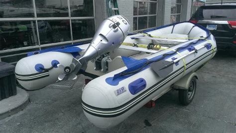 Inflatable Boat With Drive Wheels by Sea Eagle Inflatable Boat Boats For Sale