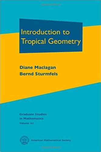 Introduction To Tropical Geometry Avaxhome