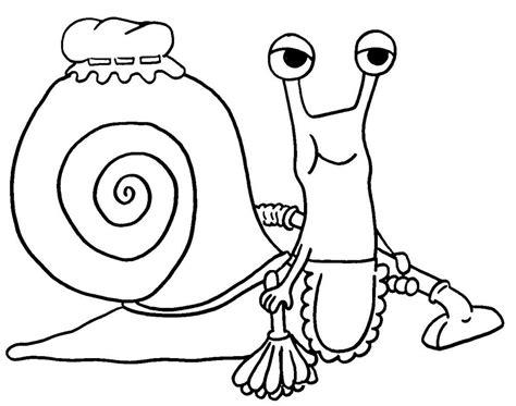 51 dessins de coloriage escargot 224 imprimer sur laguerche page 2