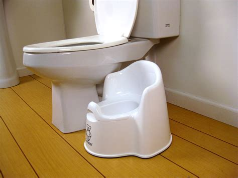 white baby bjorn potty chair potty concepts