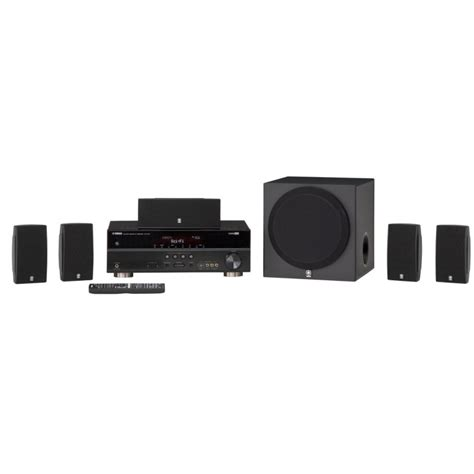 5 1 home theater system yamaha yht 495bl 5 1 channel home theater system mch rewards