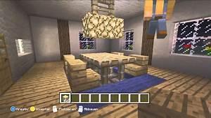 Wohnen Einrichten Ideen : minecraft xbox 360 edition sch ner wohnen esszimmer einrichten bauen youtube ~ Markanthonyermac.com Haus und Dekorationen