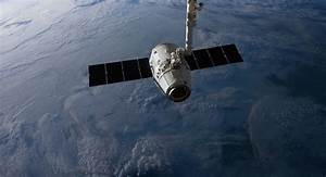 SpaceX Dragon Cargo Spacecraft Arrives at ISS on Resupply ...
