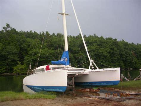 Small Catamaran For Sale Australia by Used Catamarans For Sale Uk Sail Making Supplies Australia