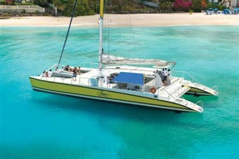 Catamaran Barbados Bridgetown by Tiami Catamaran Sailing Cruises Bridgetown 2018 All