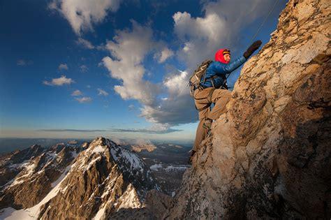 Climb The Grand Teton, Classic  Exum Mountain Guides