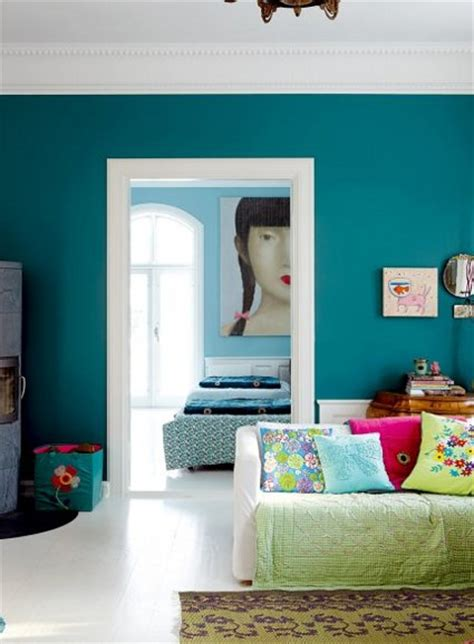 decora con el color turquesa decoraci 243 n de interiores y exteriores estiloydeco