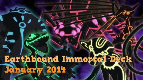yugioh earthbound immortal deck january 2014