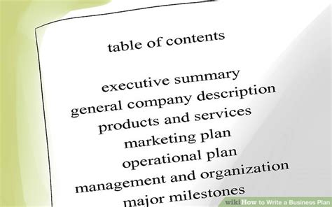 How To Write A Business Plan (with Sample Business Plans