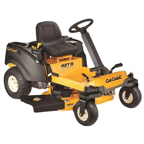 Cub Cadet Rzts 42 Inch Review  Top Rated Zero Turn Mower