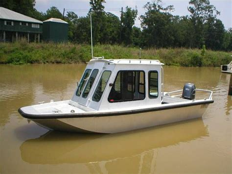 Homemade Cuddy Cabin Boats by Aluminum Hulled Cabin Cruiser Boat Ideas Pinterest