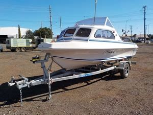Swift Craft Boat History by Swiftcraft Sea Hawk Auction 0001 7008775 Graysonline