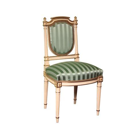 chaise letellier style louis xvi louis xvi ateliers allot