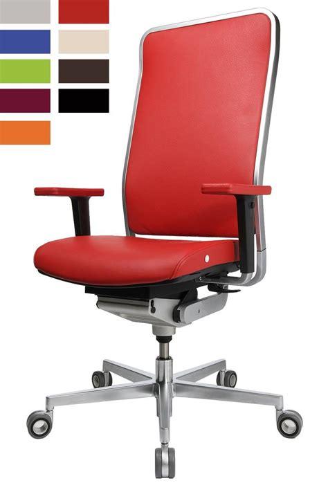siege ergonomique design avec cadre chrom 233 wagner w1