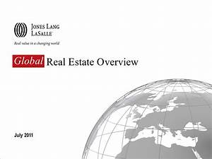 Jones Lang LaSalle Q3 2011 Global Real Estate Overview